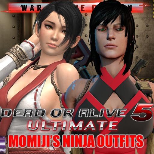 XCOM 2 - Momiji's Ninja Outfits из DEAD OR ALIVE 5: ULTIMATE (для WotC)