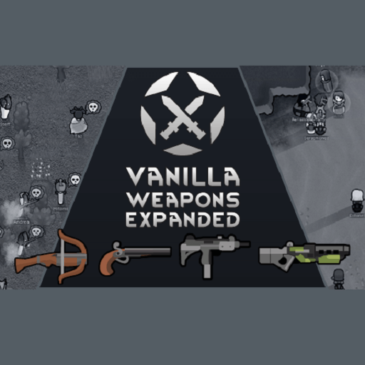 Rimworld - Vanilla Weapons Expanded
