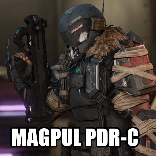 XCOM 2 - Magpul PDR-C для WotC