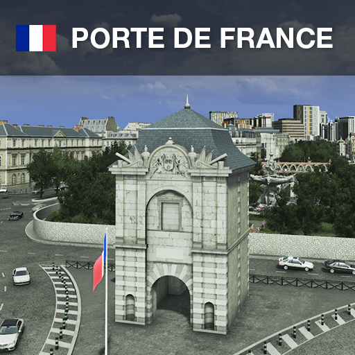 Cities: Skylines - Porte de France