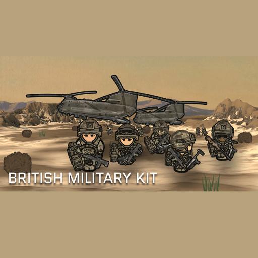 Rimworld - British Military Kit