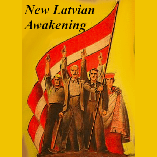 Hearts of Iron IV - The New Latvian Awakening