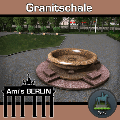 Cities: Skylines - Granitschale