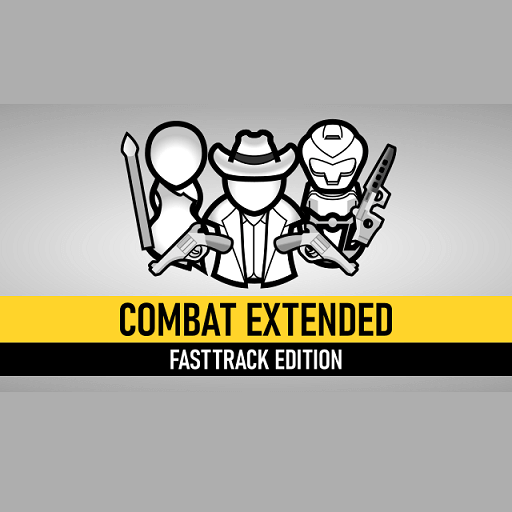 Rimworld - Combat Extended: FastTrack Edition