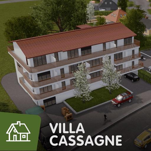 Cities: Skylines - Villa Cassagne