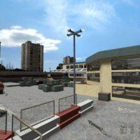 Garry's Mod - Карта терминала из Modern Warfare 2
