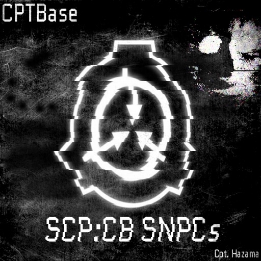 Garry's Mod - SCP:CB SNPCs