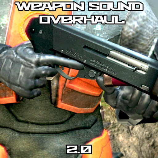 Garry's Mod - Weapon Sound Overhaul 2.0 из HL2