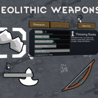 Rimworld - Vanilla Weapons Expanded