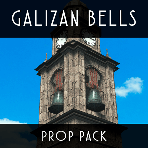 Cities: Skylines - Galizan Bells (пак пропов)
