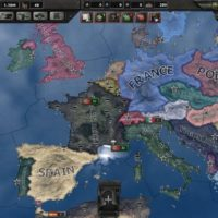 Hearts of Iron IV - Swapped Countries