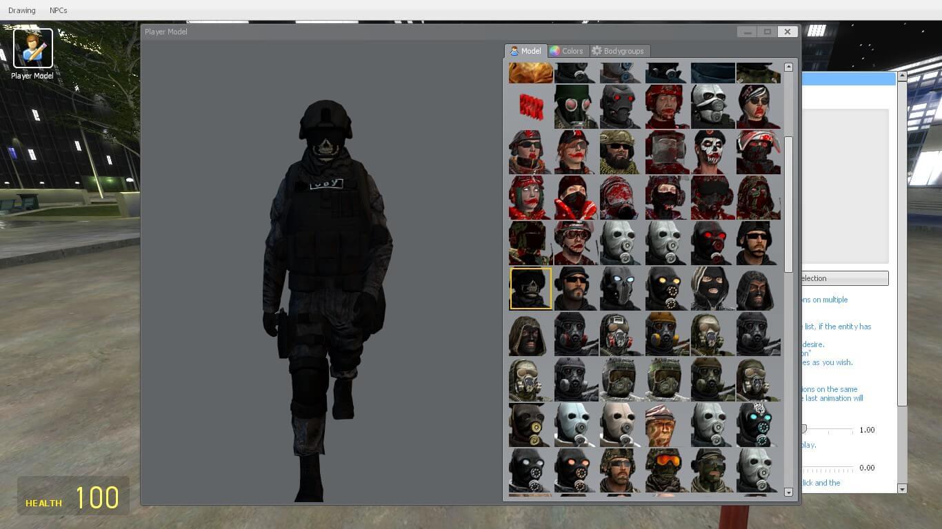 Garry's Mod - Служба Безопасности Украины