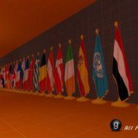 Garry's Mod - World Flags