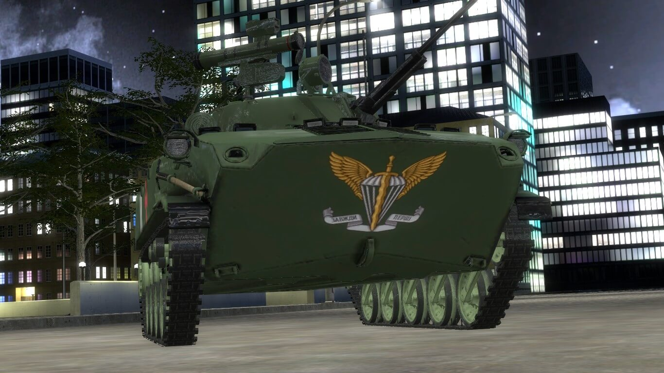 Garry's Mod - БМД 2