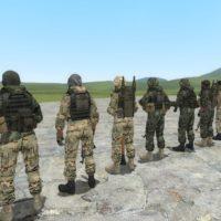 Garry's Mod - Сирийский солдат