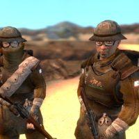 Garry's Mod - Пехота НКР (игровая модель и NPC)