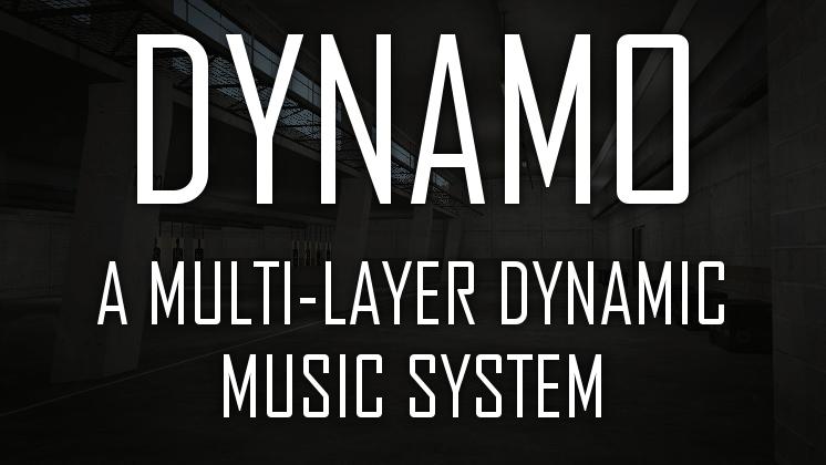 Garry's Mod - DYNAMO - динамическая музыка