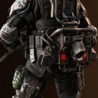 Garry's Mod - Кейн из Titanfall 2 (рэгдолл, игровая модель, C_hands)