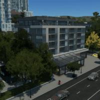 Cities: Skylines - Modern Lowrise Condo