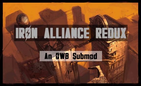 Hearts of Iron IV - Old World Blues - Iron Alliance Redux