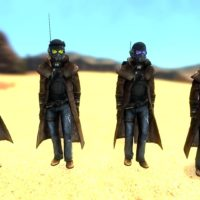 Garry's Mod - Рейнджер-ветеран НКР из Fallout: NV