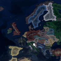 Hearts of Iron IV - Red Flood