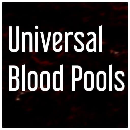 Garry's Mod - Universal Bloodpools