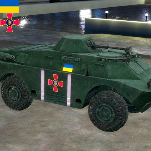 Garry's Mod - БРДМ-2