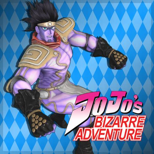 Garry's Mod - Стар Платинум из Jump Force