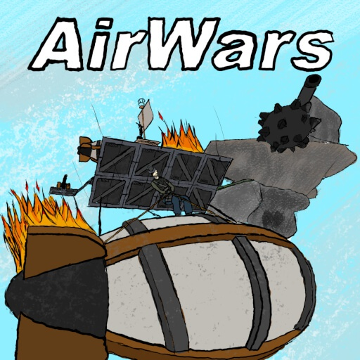 Garry's Mod - AirWars: Battle In The Skies