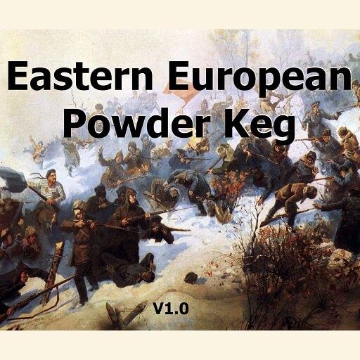 Hearts of Iron IV - The Eastern European Keg