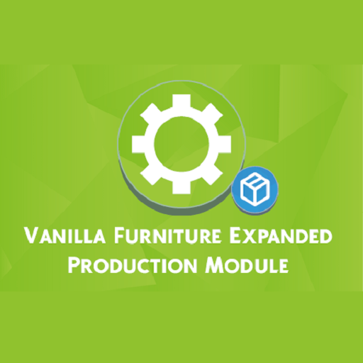 Rimworld - Vanilla Furniture Expanded - Production