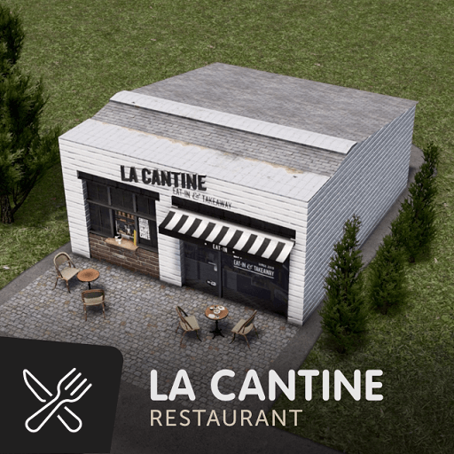 Cities: Skylines - La Cantine
