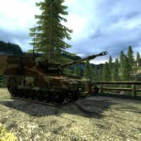 Garry's Mod - M109 Paladin Howitzer
