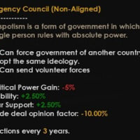 Hearts of Iron IV - Better Ideologies