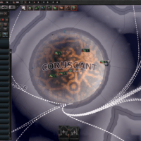 Hearts of Iron IV - Star Wars: The Clone Wars