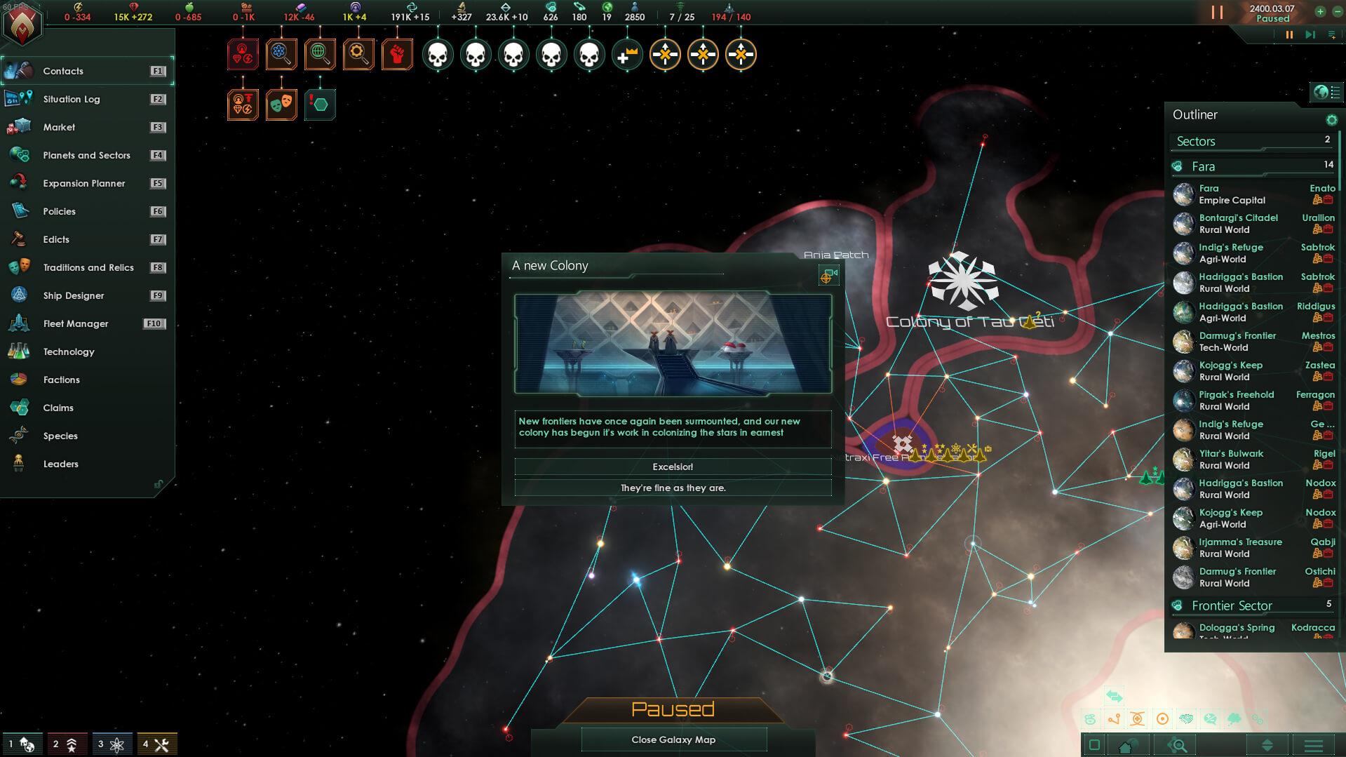 Stellaris - Colonial Subjects