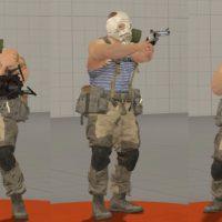 Garry's Mod - Русский J-12 из Call of Duty: Modern Warfare