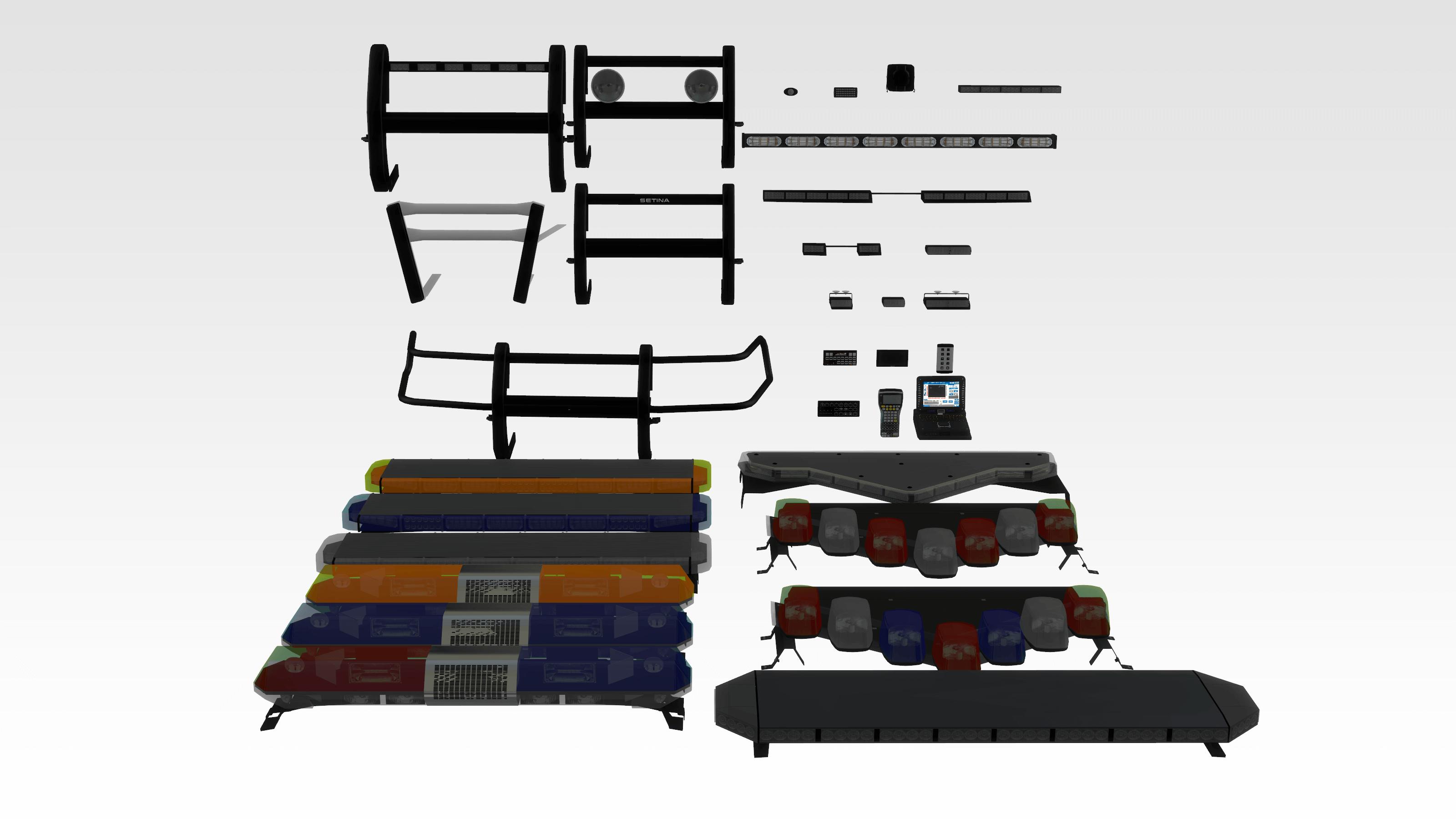 Garry's Mod - TDM's Prop Pack