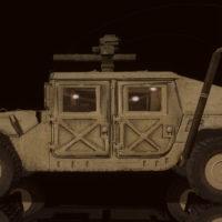 Garry's Mod - Многовариантный HMMWV