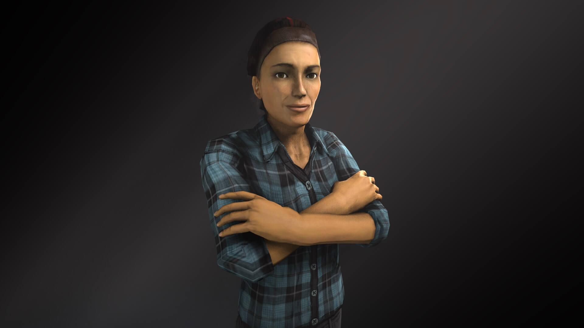 Garry's Mod - Casual Alyx Vance