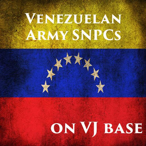 Garry's Mod - Венесуэльская армия (sNPC)