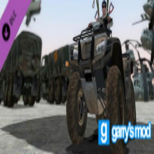 Garry's Mod - Второй пак пропов из Arma 2