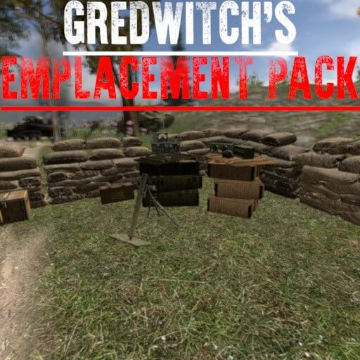 Garry's Mod - Gredwitch's Emplacement Pack