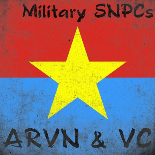 Garry's Mod - Military SNPCs - Vietnam [VJ]