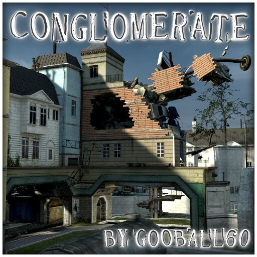 "Garry's Mod - Карта ""Conglomerate"""