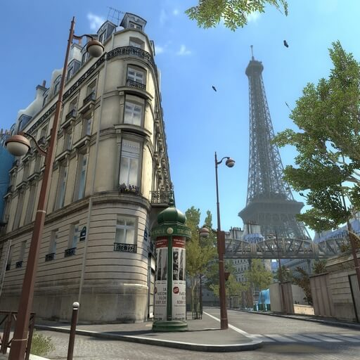 Garry's Mod - Marquis - Paris