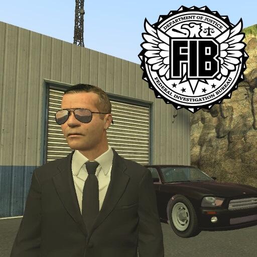 Garry's Mod - Агенты ФБР из GTA V