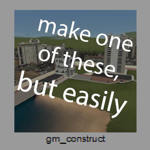 Garry's Mod - Инструмент