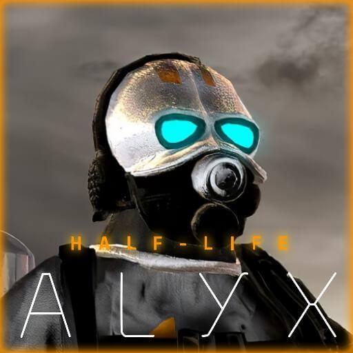 Garry's Mod - Комбайн, вдохновленный HL: Alyx